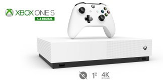 Parou o fabrico de Xbox One X e Xbox One S All-Digital Edition