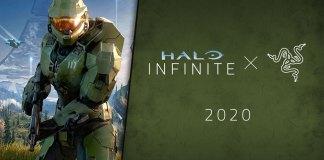 Razer vai lançar linha de periféricos da franquia Halo