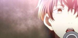 Trailer do filme anime de Given
