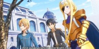 Update de Sword Art Online: Alicization Lycoris dia 22 de Julho