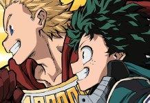 Crunchyroll anuncia OVAs da quarta temporada de My Hero Academia