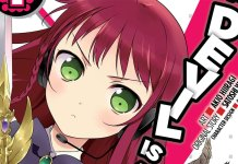"Mangá The Devil is a Part-Timer! perto do seu ""Clímax"""
