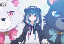 Novo trailer de Kuma Kuma Kuma Bear