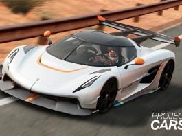 Novo trailer de Project CARS 3