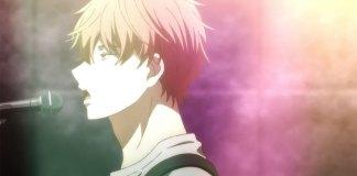 Novo trailer do filme anime de Given