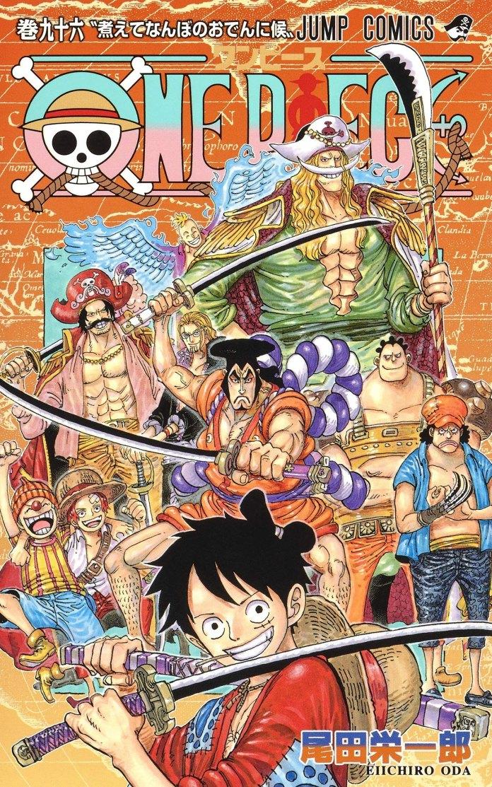 Volume 97 de One Piece foi adiado novamente
