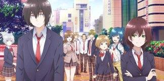 Anime de Jaku-chara Tomozaki-kun vai estrear em Janeiro 2021