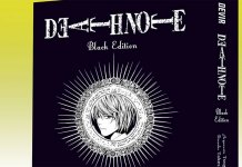 Death Note: Black Edition pela Devir