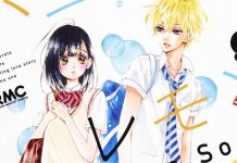 Honey Lemon Soda vai ter filme live-action
