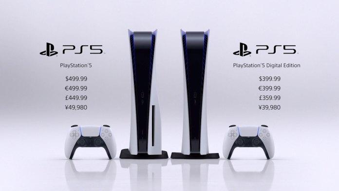Playstation 5 com lançamento a 12 de Novembro por 499€