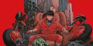 Poster IMAX do Remaster 4K de Akira