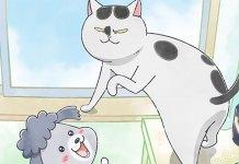 Revelada data de estreia de Inu to Neko Docchimo Katteru to Mainichi Tanoshii