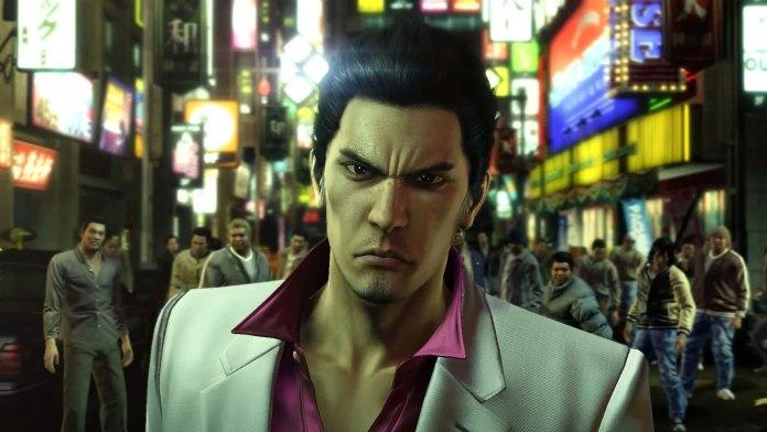 Sega está a trabalhar num filme live-action de Yakuza