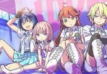 Série anime Idolls! em janeiro 2021