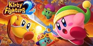 Trailer de lançamento de Kirby Fighters 2 (Nintendo Switch)