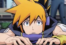Vídeo promocional de The World Ends with You the Animation