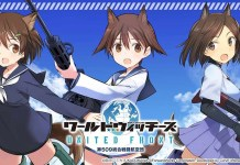 Vídeo promocional de World Witches United Front