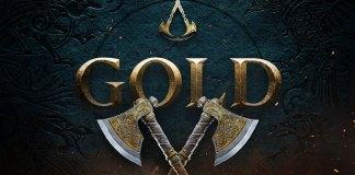 Assassin's Creed Valhalla atinge fase Gold