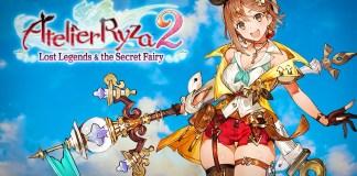 Cancelada edição física de Atelier Ryza 2: Lost Legends & the Secret Fairy no Japão