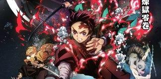 Autora de Kimetsu no Yaiba agradece aos fãs que foram ver o filme anime