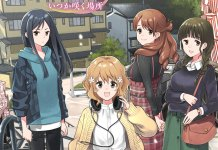 Hanasaku Iroha vai ter livro com novas histórias 7 anos após o anime