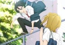 Novo trailer da série anime de Horimiya