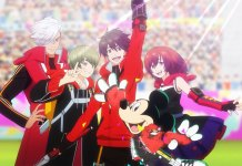 Vídeo promocional anime de Star Smash