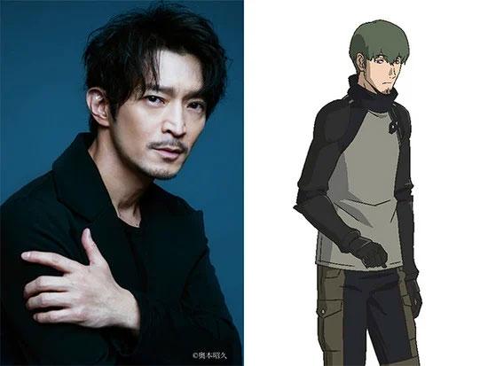 Kenjiro Tsuda como Koskero