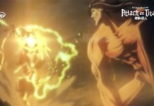 Attack On Titan Final comercial