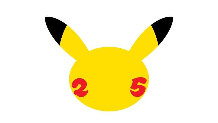 Pokémon vai celebrar o seu 25º aniversário