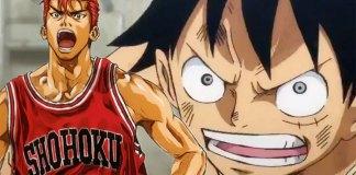 Eiichiro Oda explica como Slam Dunk quase não o levou a criar One Piece