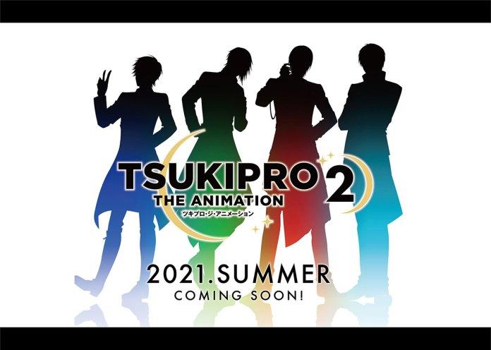 TsukiPro the Animation 2 no Verão de 2021