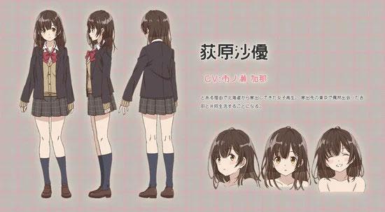 Kana Ichinose como Sayu Ogiwara