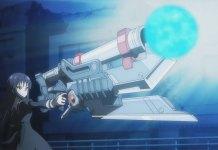 Trailer animado de Assault Lily Last Bullet
