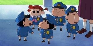 Trailer do 29º filme anime de Crayon Shin-chan