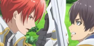 Novo trailer da série anime de Hortensia Saga