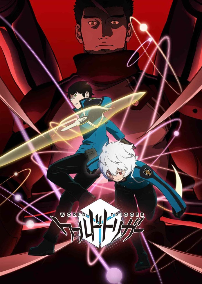 Veja o trailer da nova temporada de World Trigger 4