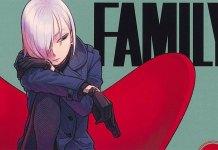 Mangá Spy x Family com mais de 8 milhões de cópias