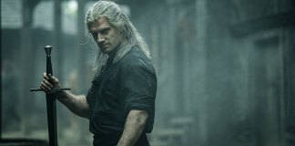 The Witcher visual