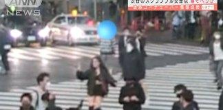 Mais um YouTuber preso por bloquear o popular cruzamento de Shibuya no Japão