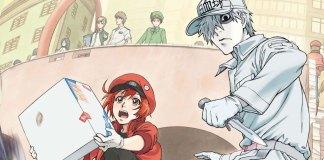 Cells at Work! será a primeira nova série anime exibida na China em 14 anos