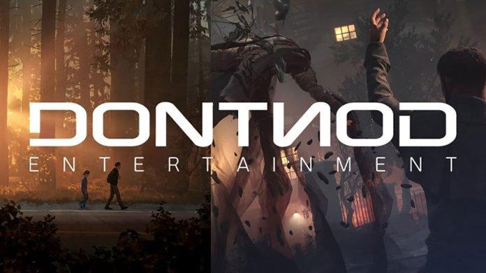 Dontnod Entertainment visual