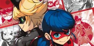 Anunciado mangá de Miraculous: Tales of Ladybug & Cat Noir