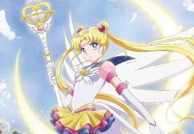 Imagem promocional do segundo filme de Sailor Moon Eternal