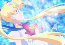 Trailer do segundo filme de Sailor Moon Eternal