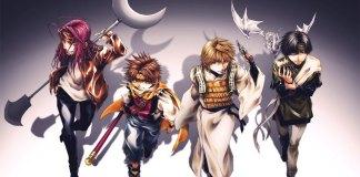 """Even a Worm"" de Saiyuki Reload vai ser anime"