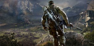 Sniper Ghost Warrior visual
