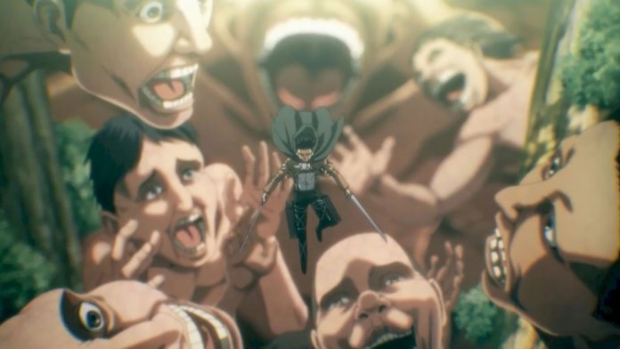 Staff de Attack on Titan emite comunicado
