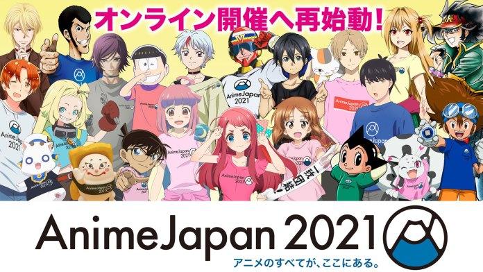 AnimeJapan 2021 visual