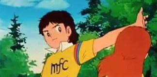 Captain Tsubasa slap